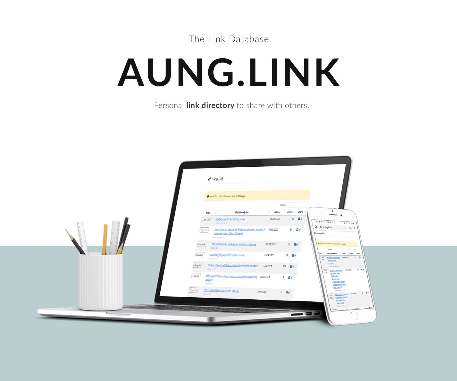 Aung Link project image